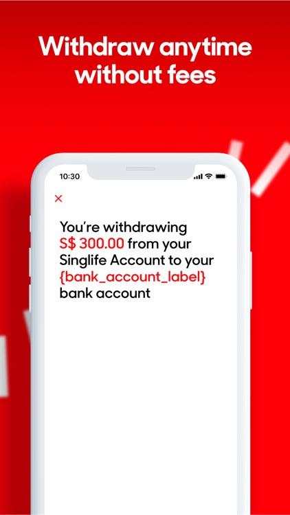 Singlife | Investing & Saving screenshot-4