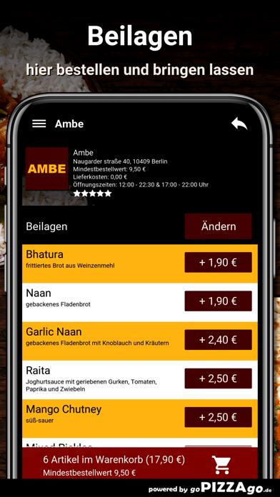 Ambe Berlin screenshot 6