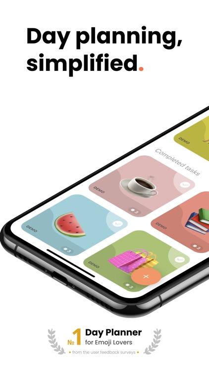 Notmoji - Planner with emojis