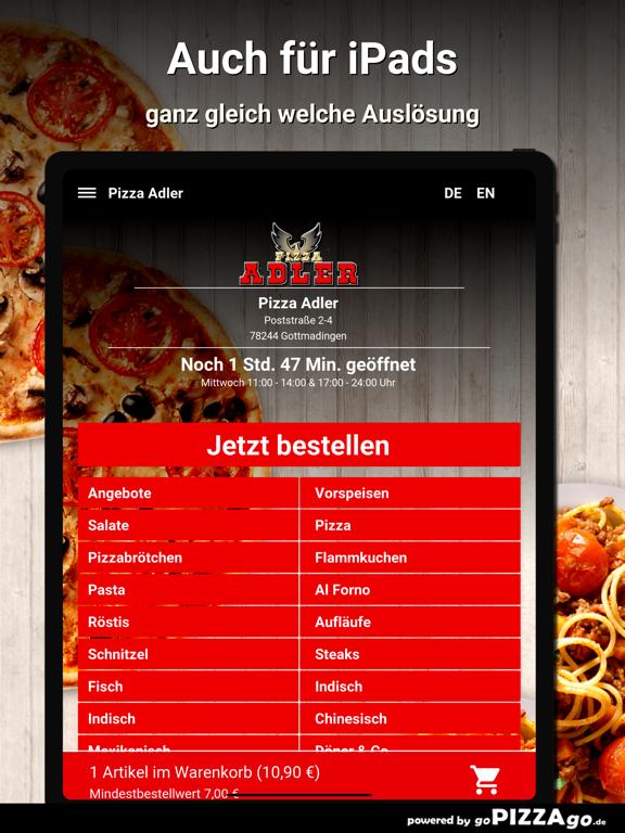 Pizza-Adler Gottmadingen screenshot 7