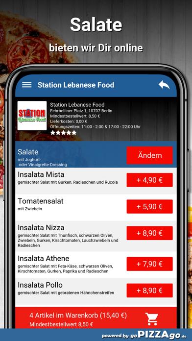 Station Lebanese Food Berlin screenshot 5