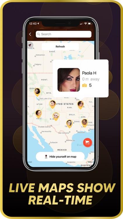 TheVIPGroup: Hookup Dating App screenshot-4