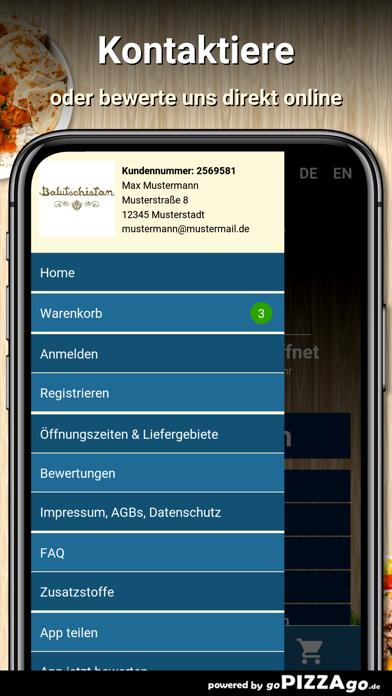 Balutschistan Barmbek Hamburg screenshot 3