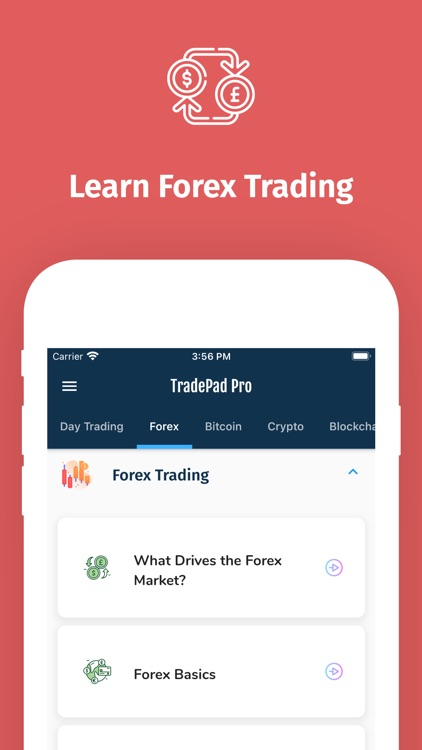 Learn Day Trading & Forex 2021 screenshot-3