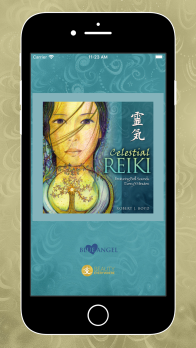 Celestial Reiki screenshot 1