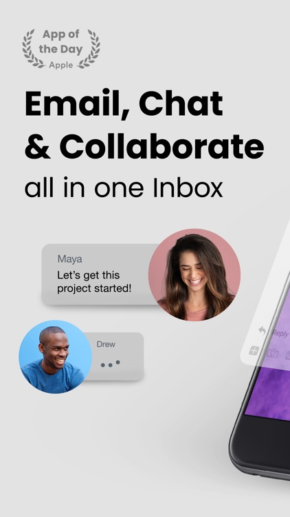 Spike Email - Mail & Team Chat screenshot-0