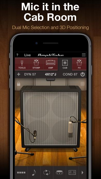 AmpliTube Jimi Hendrix™ ScreenShot1