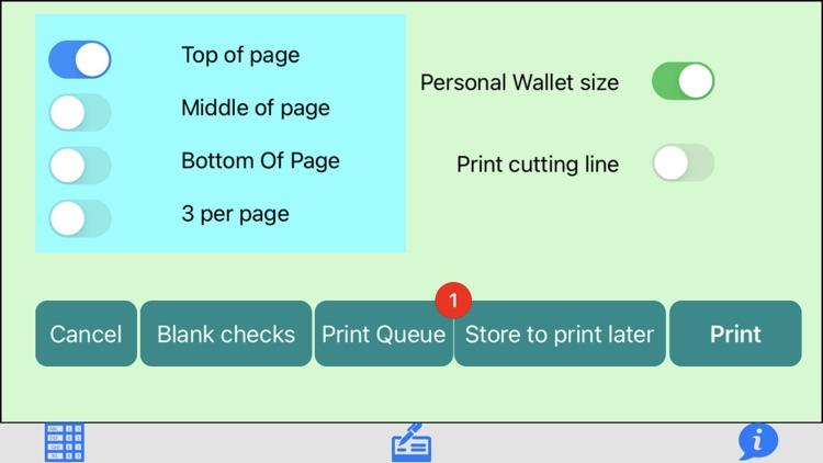 Check Printer Plus screenshot-5
