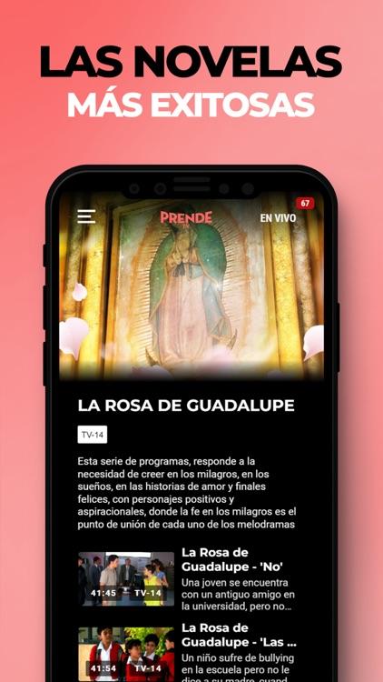 PrendeTV: TV & Cine en Español screenshot-4