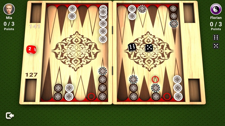 Backgammon - The Board Game screenshot-0