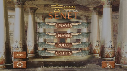 Egyptian Senet Screenshots