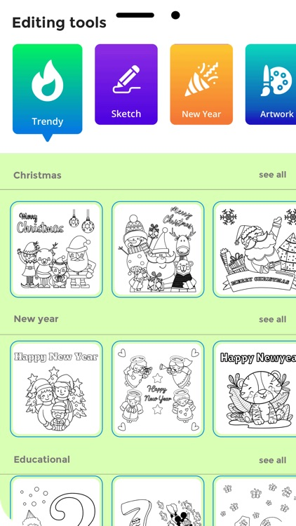 Photo To Sketch - Drawing book screenshot-6