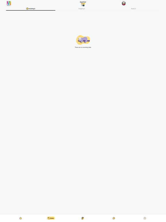 Bites for You Merchant App screenshot 4