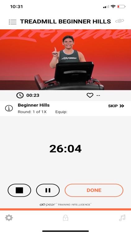 Life Fitness Connect screenshot-4
