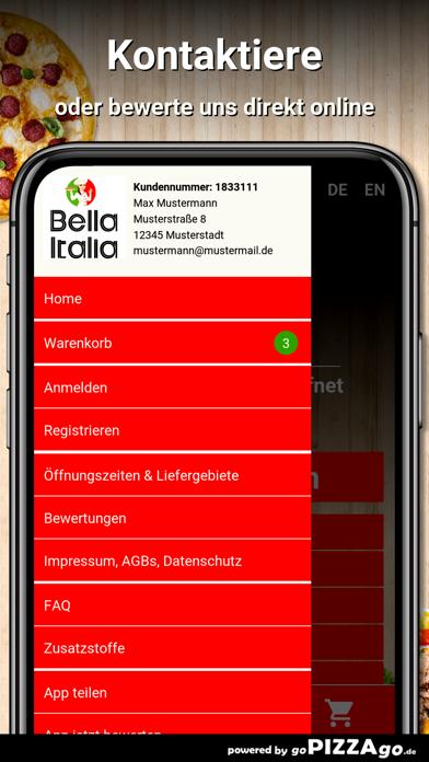 Bella Italia Castrop-Rauxel screenshot 3