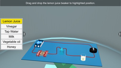 Conductivity in Liquids screenshot 5