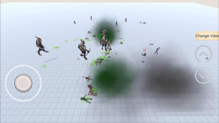 Animal battle simulator:Humans screenshot-3