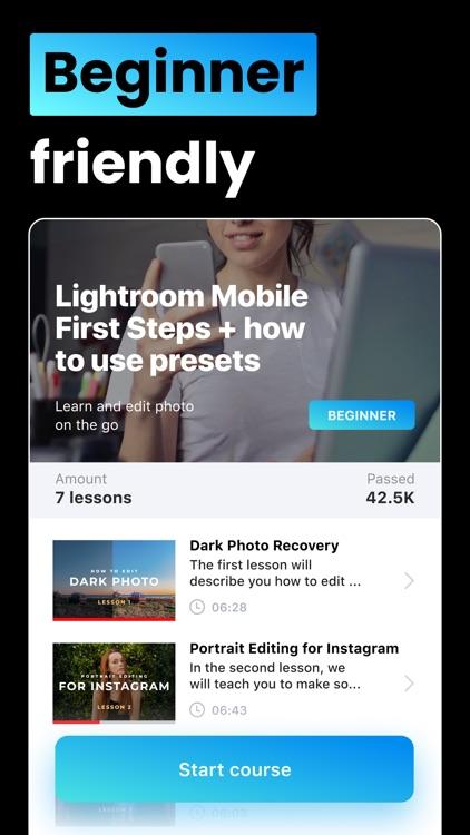 Presets for Lightroom - Vidl screenshot-4