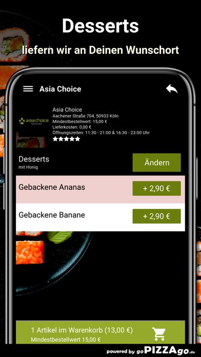 Asia Choice Köln screenshot 6