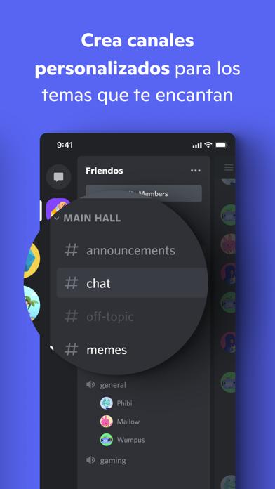 Descargar Discord - Habla y pasa el rato para Android