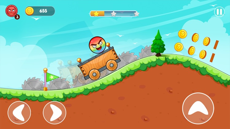 Color Ball Adventure screenshot-0