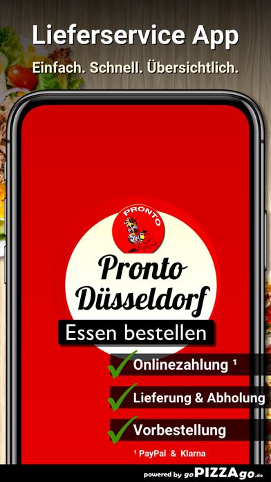 Pronto Pizza Düsseldorf screenshot 1