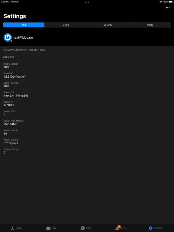 BBC DMS App screenshot 8