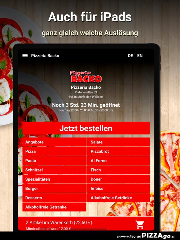 Backo Mörfelden-Walldorf screenshot 7