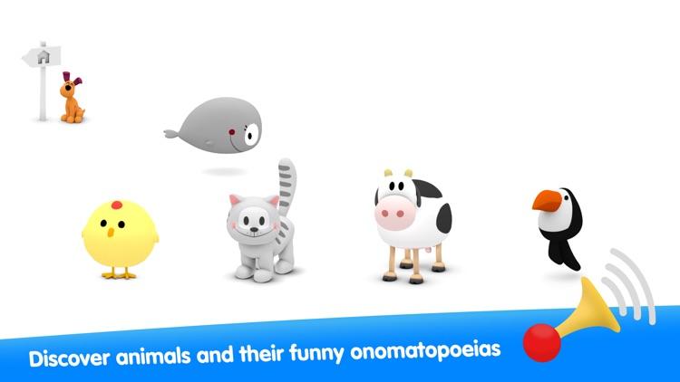 Pocoyo: Sounds Of Animals