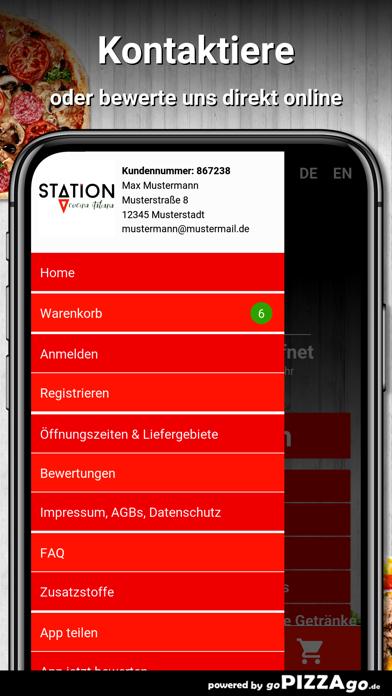 Station Delivery Berlin screenshot 3