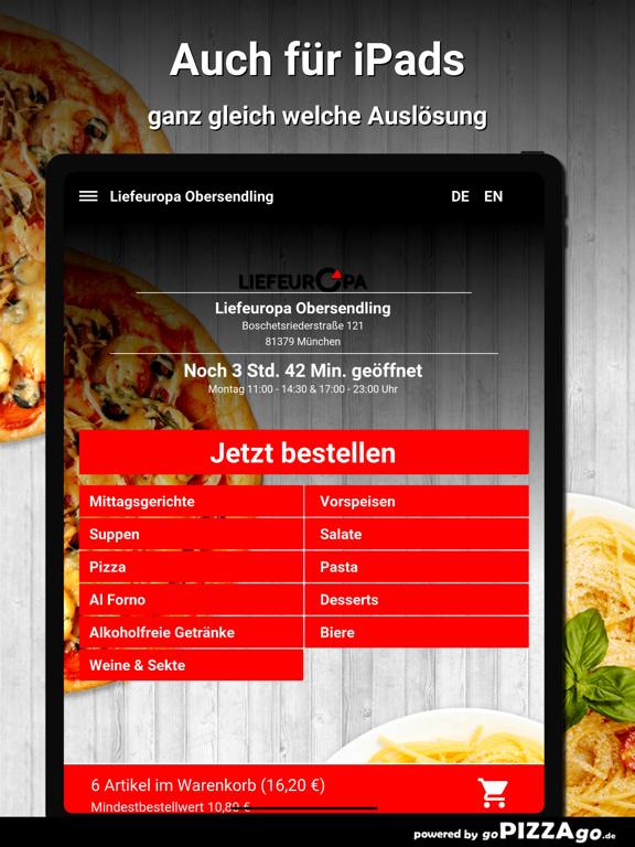 Liefeuropa München screenshot 7