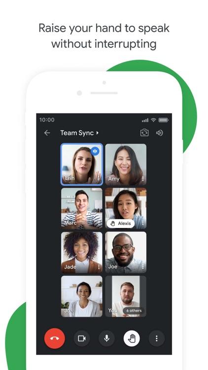 Google Meet screenshot-4