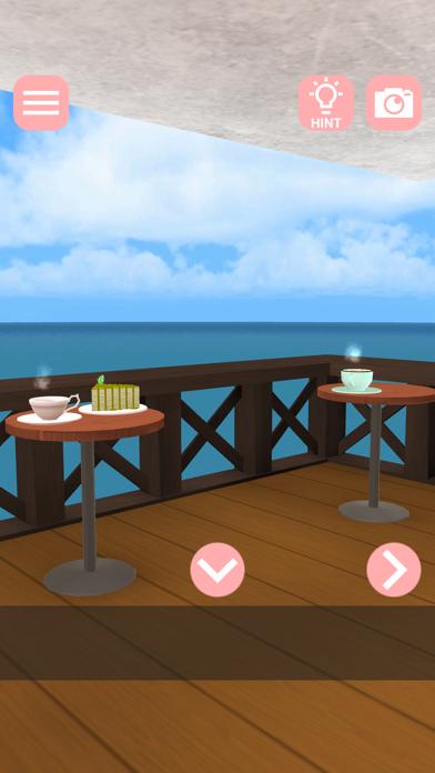 脱出ゲーム 幸せをとどけるケーキ屋さんのスクリーンショット7