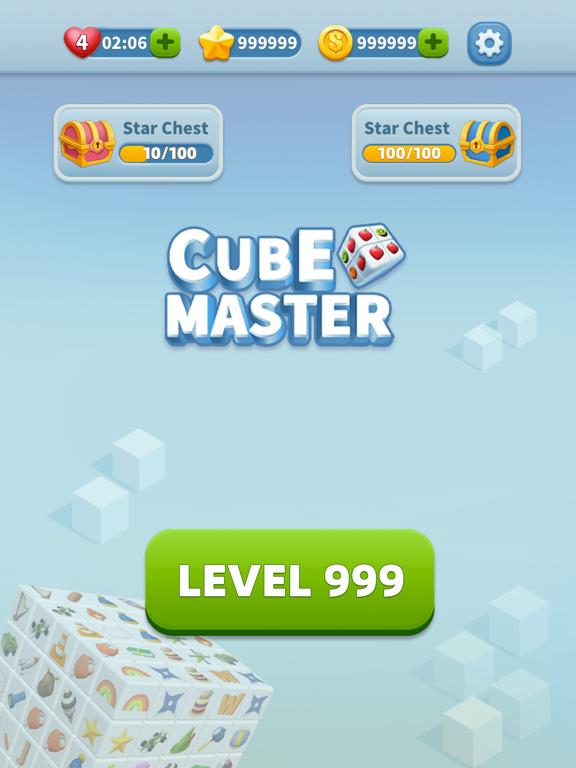 Cube Master 3D - Classic Match screenshot 8