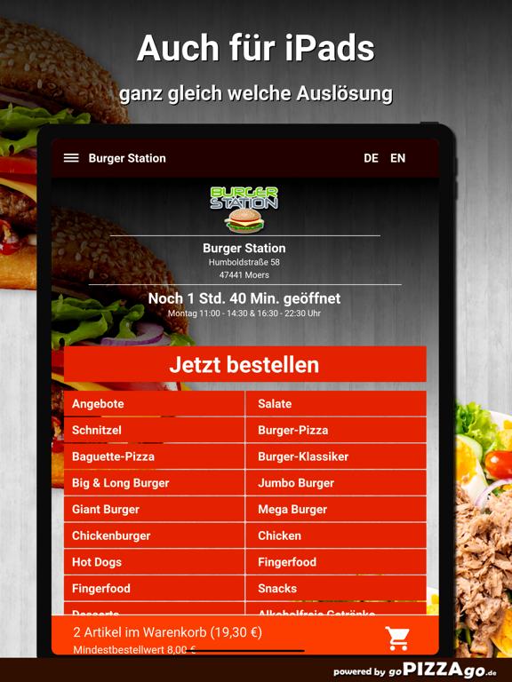 Burger Station Moers screenshot 7