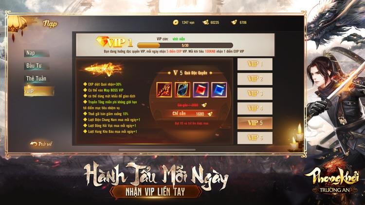 Phong Khởi Trường An screenshot-4