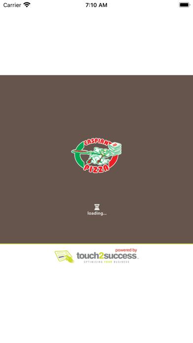 Caspian Pizza Worcester Town screenshot 1