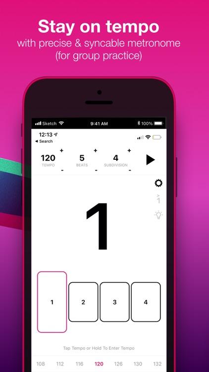 Tunable – Tuner & Metronome screenshot-7