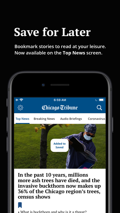 Chicago Tribuneのおすすめ画像4