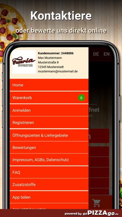 Pizzeria Gravenbruch Neu-Isenb screenshot 3