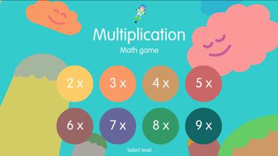 Multiplication Math Game紹介画像1