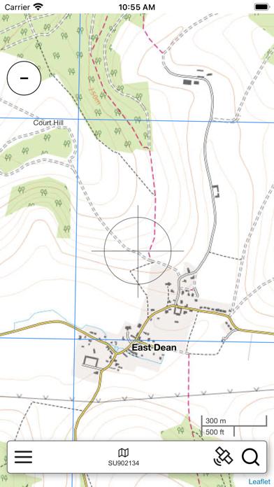 South Downs Outdoor Map Pro screenshot 2