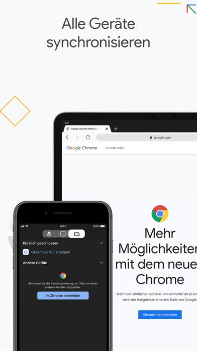 Google ChromeScreenshot von 6