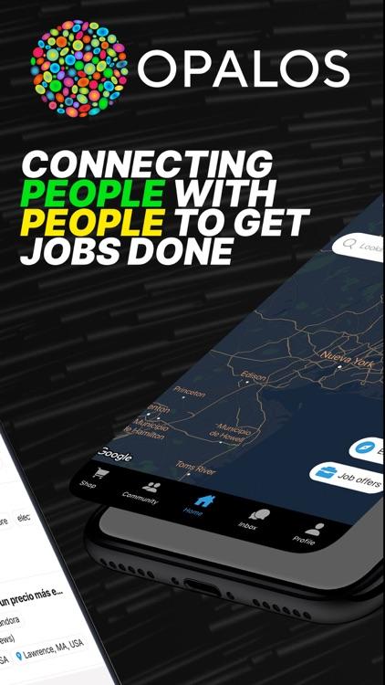 Opalos: Work Network