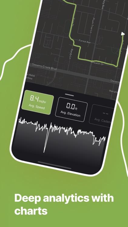 Bike Tracker: Ride Cyclemeter screenshot-8