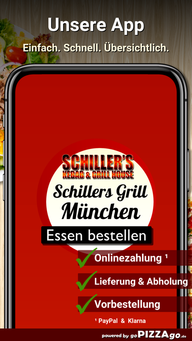 Schillers Grill House München screenshot 1
