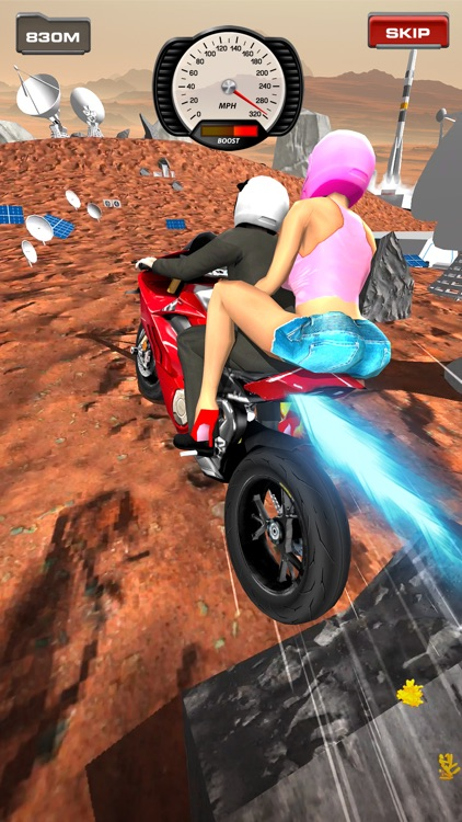 Ramp Bike Jumping screenshot-5