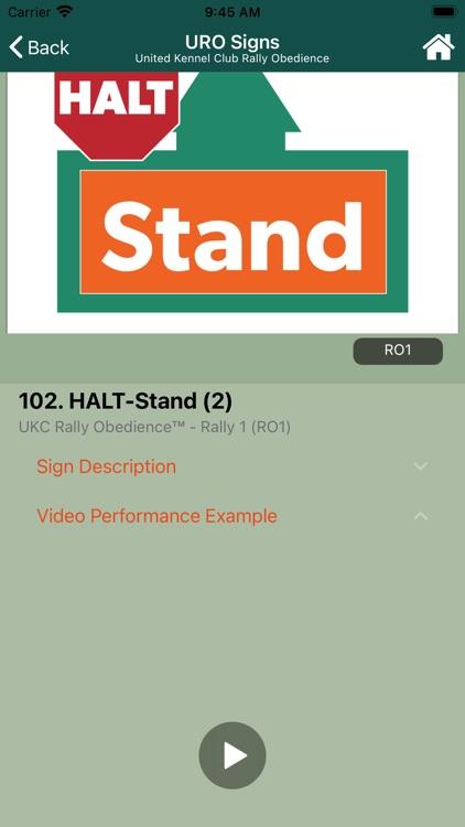 UKC Rally Dog Obedience screenshot-4