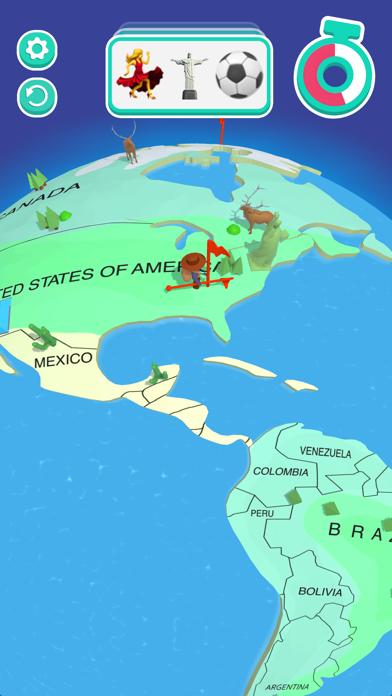Geo Quest 3D screenshot 3