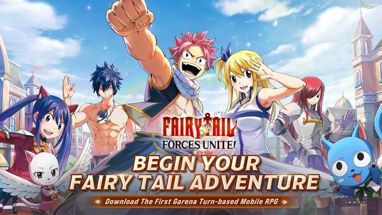 FAIRY TAIL: Forces Unite!